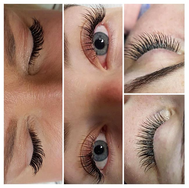 Eyelash Extensions Newcastle Lets Face It Skin Laser Clinic