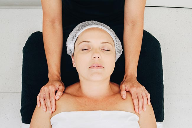 professional facial treatment newcastle